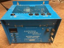 National Railway Supply Battery Charger ERB-C 12/20