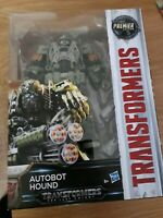 Hasbro Transformers Premier  Movie 5 Premier Voyager Autobot Hound Action Figure
