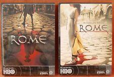 ROME - DE COMPLETE SERIE  -- !!! 2 DVD BOXEN -- 11 DVD ' S - !!!