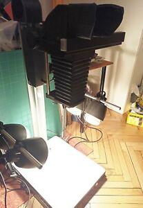 Polaroid Repro Stativ MP-4 TOP + Lichtsystem für Digitalisierung o.a.