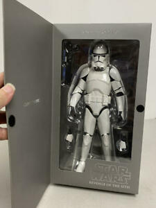 SIDESHOW STAR WARS REAL ACTION HEROES REVENGE OF THE SITH CLONE TROOPER