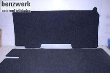 Mercedes Vito V-Klasse W638 Fußmatte Teppich RIPS hinten ORIGINAL NEU