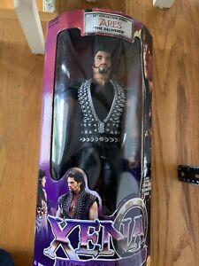 1999 Toy Biz Ares Xena Warrior Princess Doll New in Box