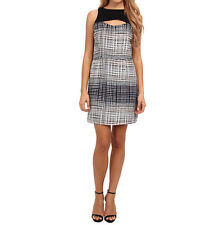 NWT JACK BY BB DAKOTA PLAID STEELE DRESS SIZE 4
