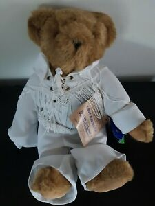 Vermont Teddy Bear Elvis Presley Stuffed Animal Plush Love Me Tender Companion