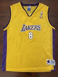 Champion Size XL Kobe Bryant NBA Fan Apparel & Souvenirs for sale ...