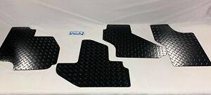 Kawasaki T4 Teryx-4  Front and Rear Floor Boards Set of 4  BLACK 2016 thru 2021