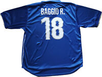 maglia italia Baggio Roberto FIFA WORLD CUP 1998 mint jersey shirt NIKE