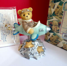 Cherished Teddies Wishing For A Future As Bright As The Stars Milton Figurine