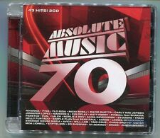 Absolute Music 70 (2 CD) v.a P!Nk Maroon 5 Katy Perry Rihanna Colplay Train J.Lo