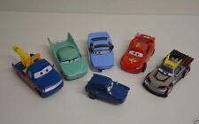 3 ) Disney Pixar Cars Set 6 Cars Autos aus Metall