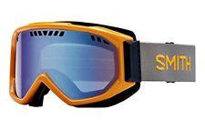 Smith Optics Scope Adult Snowmobile Goggles Solar / Blue Sensor Mirror