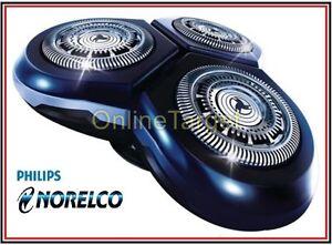 Philips Norelco RQ12 /52 Shaver Head 1250X 1255X 1260X 1280X 1290 3D Genuine OEM