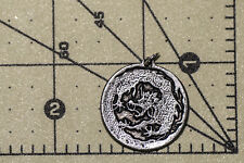 Dragon & Phoenix Amulet Talisman prosperity good luck fortune success money