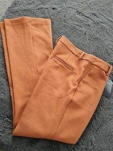 Marks and spencer slim flare trousers size 10 reg bnwt