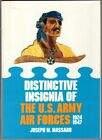 Military Ref. Book: Distinctive Insignia of the Army Air Forces w/supplement