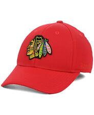 Chicago Blackhawks Cap NHL Eishockey Reebok Cap Kappe Klettverschluß