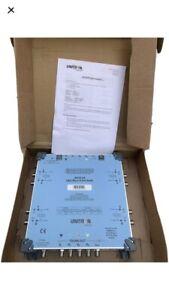 Unitron dSCR-58  8 Way x 16 User Bands SkyQ Multiswitch Inc Power Supply
