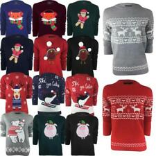 04160b82bd72b Christmas Jumpers & Cardigans for Women for sale | eBay