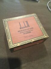 Dunhill Number Four Cigar Box Wood and Paper