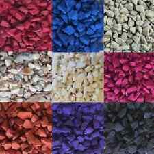 More details for decorative colour garden stone pebbles gravel chippings rocks wedding home vase