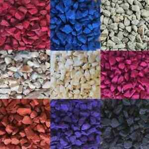 Decorative Colour Garden Stone Pebbles Gravel Chippings Rocks Wedding Home Vase