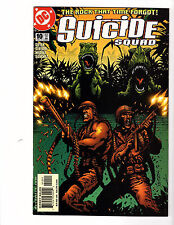 Suicide Squad #10 (2002, DC) VF/NM 1st Appearance of Antiphon!