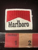 "Small (about 2"") Cigarette Tobacco Brand MARLBORO Advertising Patch 90RF"