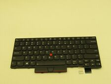 "New listing Lenovo ThinkPad T470 14"" Genuine Laptop Us Keyboard Black 01Ax528 Sn20L72849"