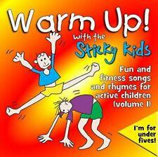 Sticky Kids - Warm Up With The Sticky Kids [Used Very Good CD] UK - Import