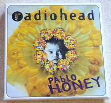 RADIOHEAD Pablo Honey 2 CD+DVD Box Set UK Cat# RHEADCDX 1