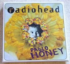 RADIOHEAD Pablo Honey 2 CD+DVD Box Set UK Cat# RHEADCDX 1