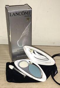 BNIB! Lancôme L.U.C.I / LUCI Eyes Eyeshadow Duo in Ray Of Green Light