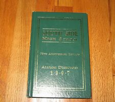 75th South Side High School Ft Wayne IN Anniversary Edition Alumni Directory