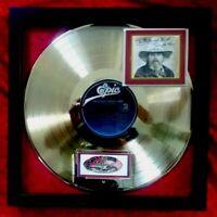 "Charlie Daniels  ""Simple Man""  GOLD RECORD (& MEMORIAL  PHOTO)"