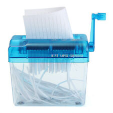 Mini Hand Shredder Craft Paper Quilling Fringer Cutting Machine Tool Home Office