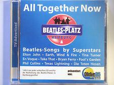 All Together Now Beatles Songs By Superstars (CD) Al Jarreau, Toten Hosren, Cher