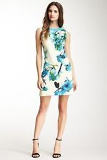 NWT Anthropologie Knitted Dove Flowers Pick Themselves Dress Size S