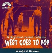 V.A.-West Goes To Pop-RINGO BEAT COCKTAIL COLLECTION-NEW CD