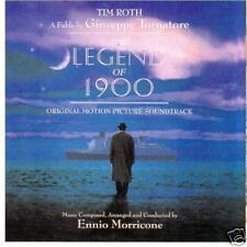 The Legend of 1900 - 1999-Original Movie Soundtrack CD
