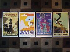 "Disney - Pixar - UP  (11"" x 17"") Collector's Poster Prints ( Set of 4 )"