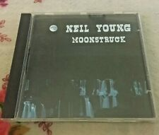 NEIL YOUNG CD moonstruck CD RARE early concert 1992 Acoustic Gig Nicholette NILS