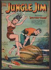 1949 Jungle Jim #13 Standard Comics Paul Norris Cover & Art / Golden Age