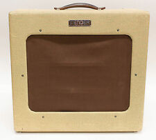1949 Vintage Fender Pro Amp Tweed TV Front Fender 1x15 Guitar Combo Amplifier