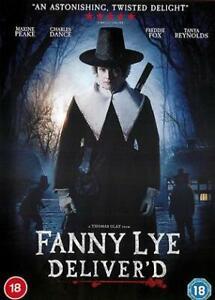 Fanny Lye Deliver'd DVD (2019)