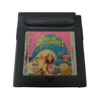 Nintendo Game Boy Color Barbie Ocean Discovery