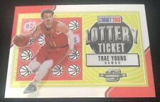 2018-19 Contenders Optic Trae Young Lottery Ticket Rookie Card Silver Prizm #5
