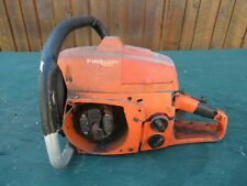 Vintage HUSQVARNA Chainsaw Chain Saw  FOR PARTS