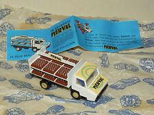 Camion FJ Berliet Stradair Ancien  Promotionnel Eau Pierval Jouet toy truck