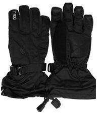 Head Junior Ski Glove Black Nwt Xl Ages 14-16+